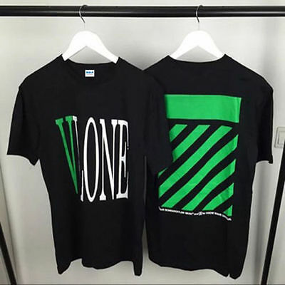 NEW VLONE Fragment Design THE PARKING GINZA FRIENDS TEE T-Shirt