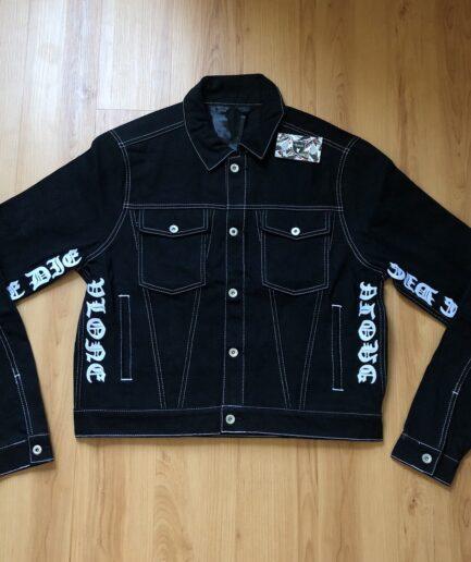 Vlone Die Denim Jacket