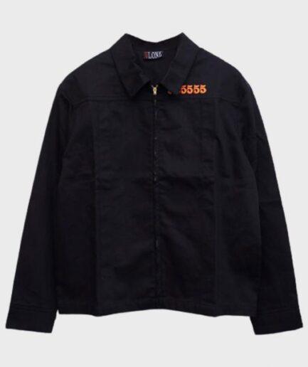 VLONE Lining Closure Zipper Jacket