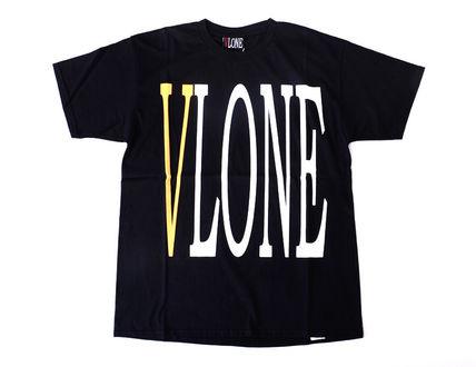 Vlone Crew Neck Unisex Cotton Tee