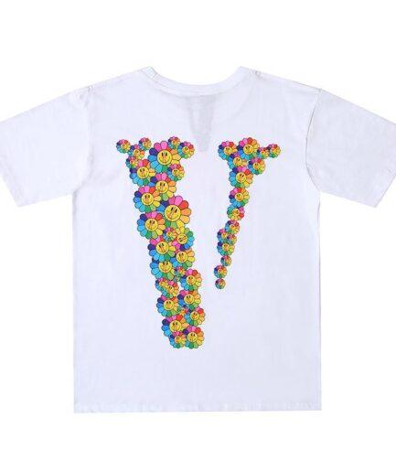 Vlone Smile Sunflower T-Shirt