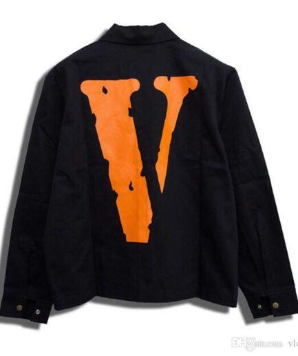 Vlone Coach Fashion Jacket