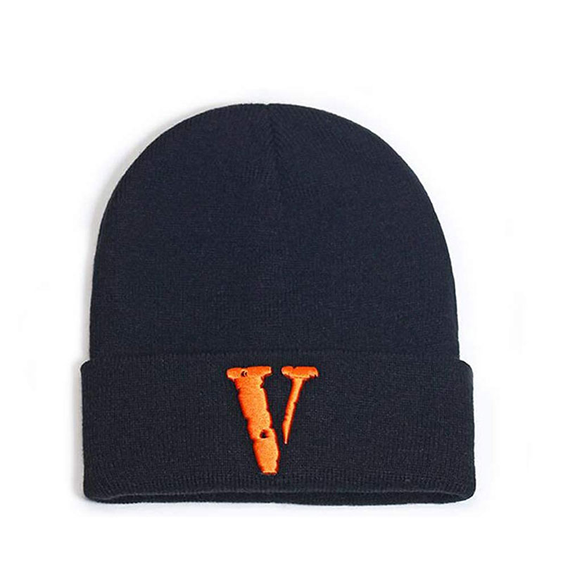 Vlone Siwulo Wool Knit Hat For Men and Women