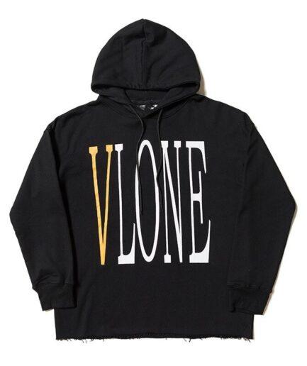 VLONE Cotton Sweatshirts Hip Hop Friends Streetwear Hoodies