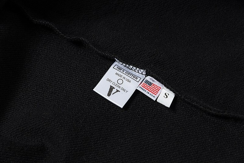 VLONE Cotton Sweatshirts High Quality Clothing Hoodies