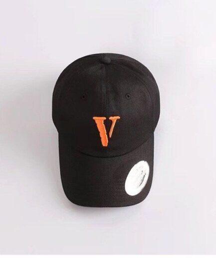 VLONE V Logo Hip Hop Hat