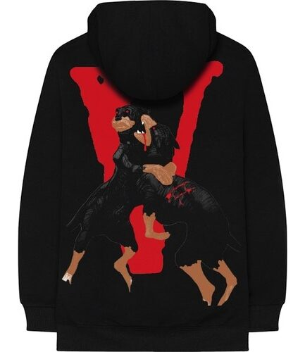 City Morgue x Vlone Dogs Hoodie
