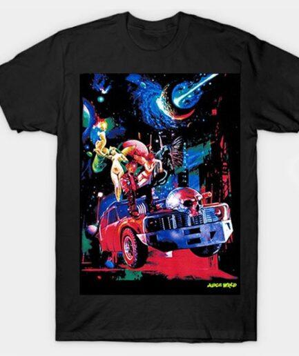 Vlone x Juice Wrld Cosmic T-Shirt