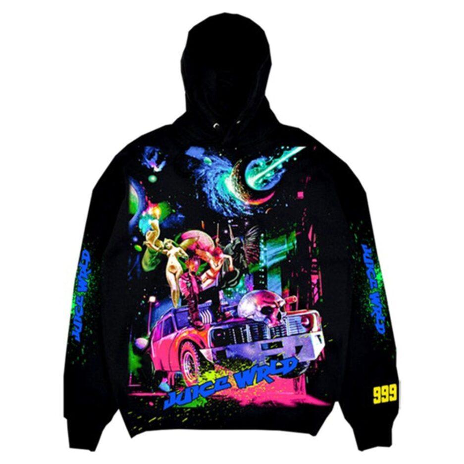 VLONE x Juice Wrld Cosmic Hoodie