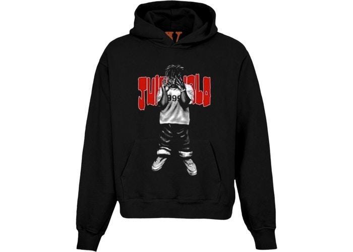 Juice Wrld x Vlone Man of the Year Hoodie
