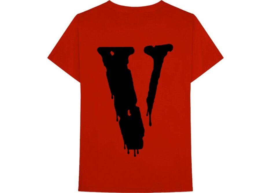 Nava VLONE Drip Red T-Shirt