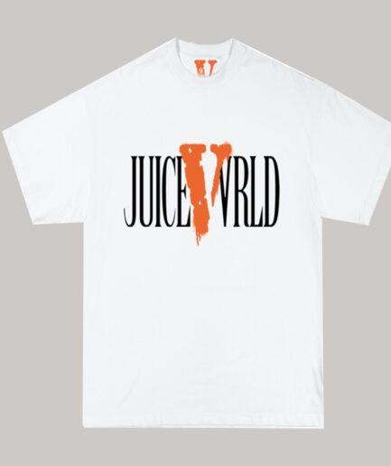 VLONE x Juice Wrld T-Shirt WHITE