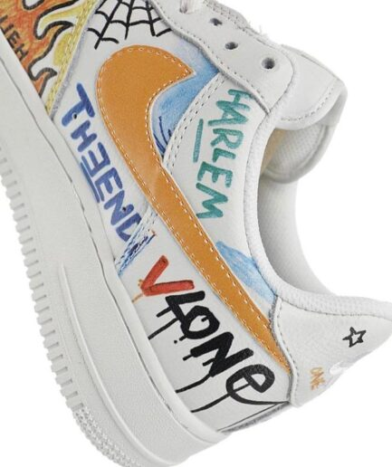VLONE Custom Nike Air Force Shoes