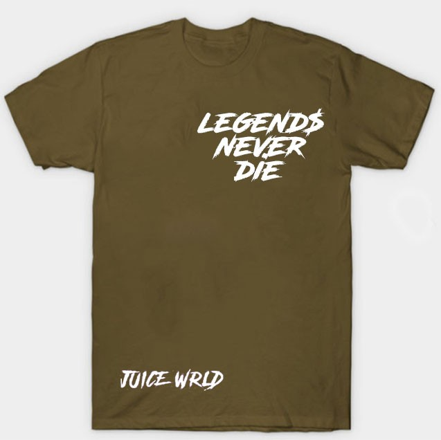 Juice-Wrld-x-Vlone-Inferno-Tee-for-Adults-Brown