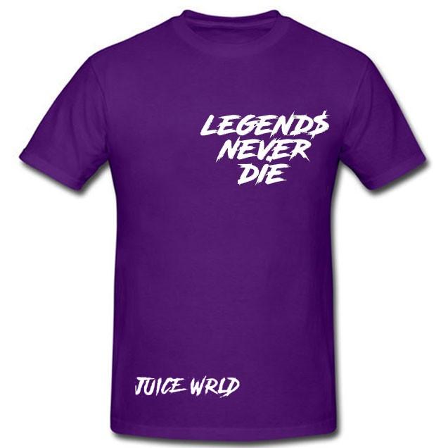 Juice-Wrld-x-Vlone-Inferno-Tee- Purple-for-Adults.