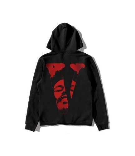 VLONE-X-The-Weeknd-After-Hours-Blood-Drip-Black