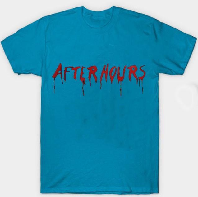 Vlone-x-The-Weeknd-After-Hours-Acid-Drip-T-Shirt-Light-Blue.
