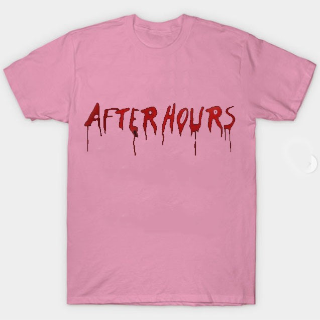 Vlone-x-The-Weeknd-After-Hours-Acid-Drip-T-Shirt-Pink