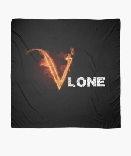 Vlone Angels Fire Scarf