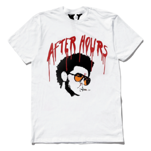 The Weeknd White Bat Country T-shirt