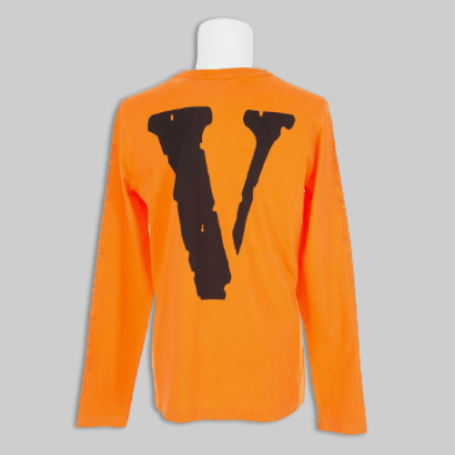 OFF-WHITE X VLONE Long Sleeve T-Shirt