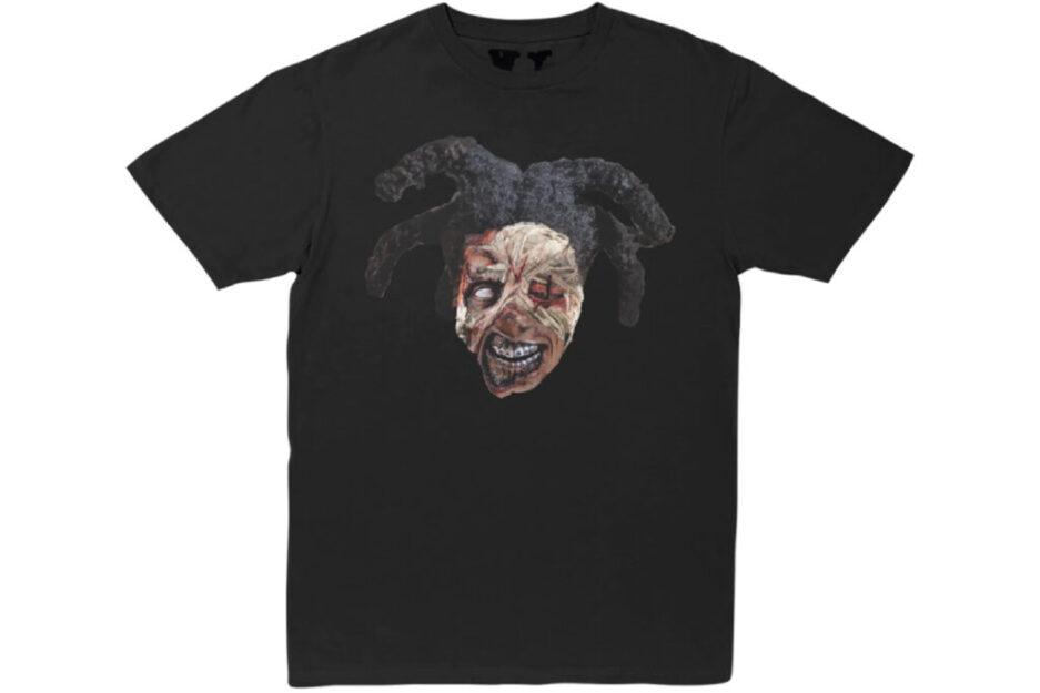 Kodak-Black-x-Vlone-Zombie-Black-T-Shirt-Front