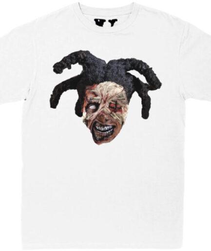 Kodak-Black-x-Vlone-Zombie-White-T-Shirt-Front