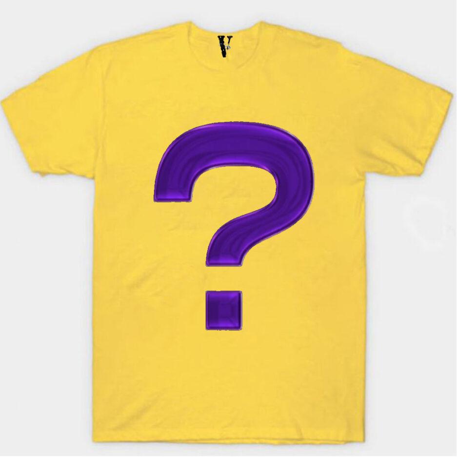Mystree T-Shirt Yellow