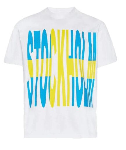 Vlone x AWGE x A$AP Rocky Stockholm T-Shirt