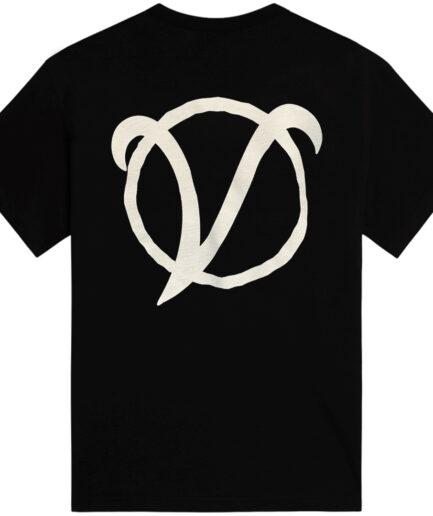 Vlone Atlanta Braves T-Shirt - Black