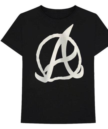 Vlone Atlanta Braves T-Shirt - Black frent