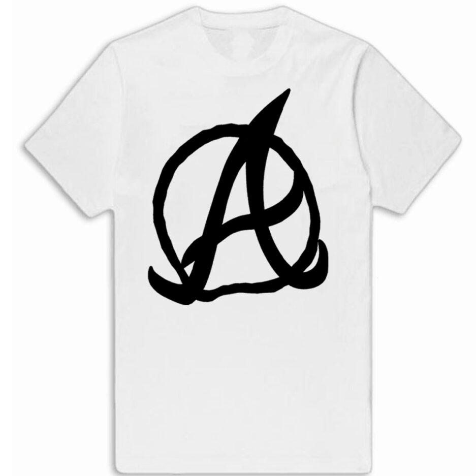 Vlone Atlanta Braves T-Shirt - White front