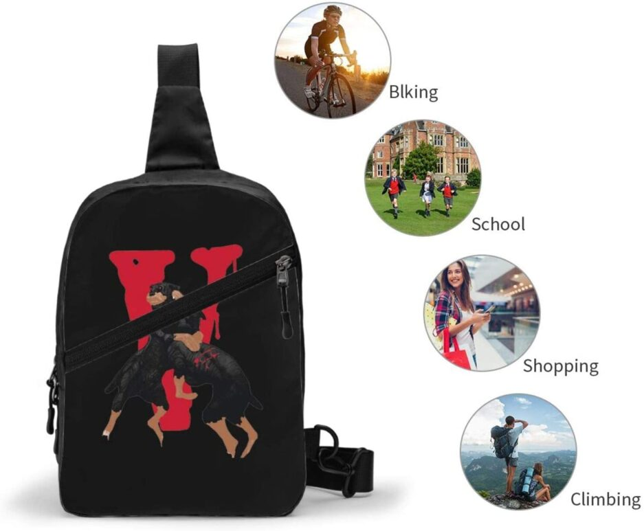 Vlone City Morgue Sports Fitness Backpack (3)