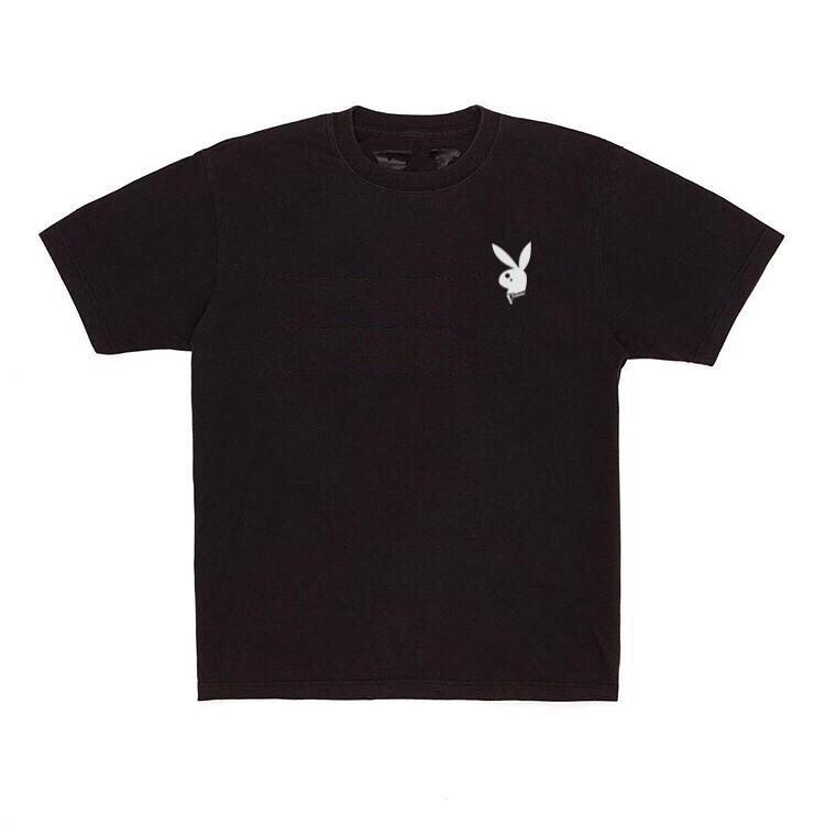 Vlone-x-Playboy-Carti-Bunny-T-Shirt-Front