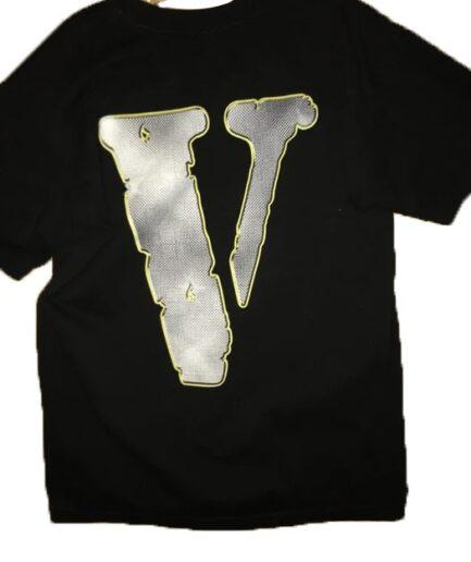 """Vlone """"Marino Infantry"""" diamond white tee shirt back"""