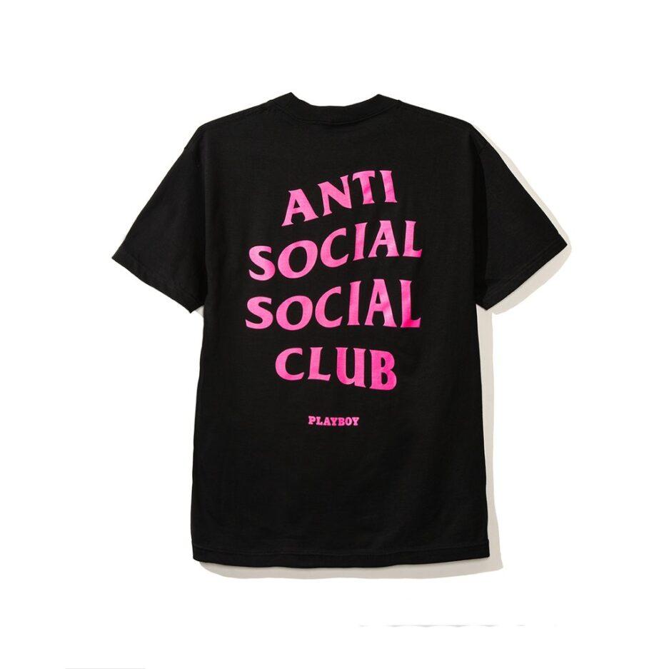 Playboy x Anti Social Social Club Tee