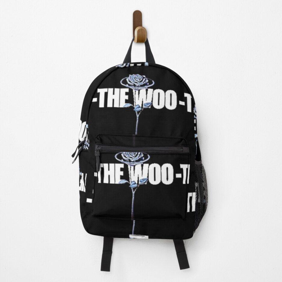 Pop Smoke Vlone Backpack front