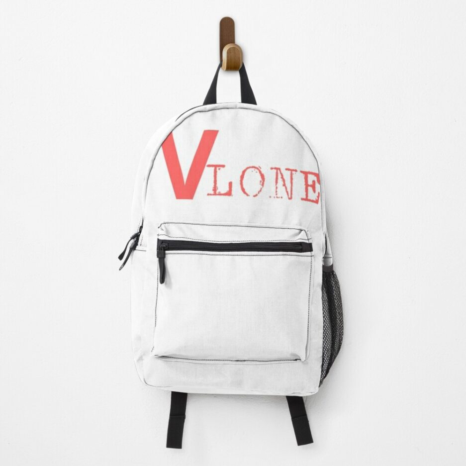 Red Vlone Backpack