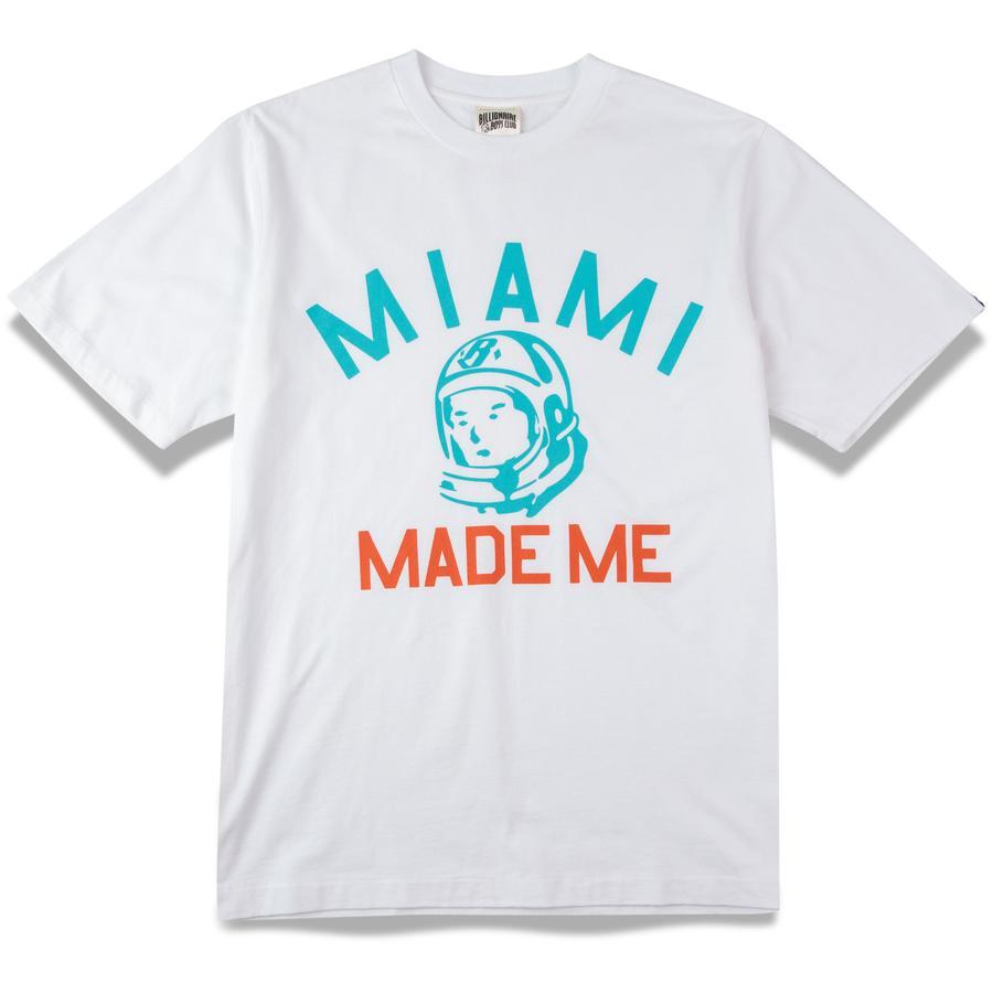 Billionaire Boys Club Miami Made Me Tee - White