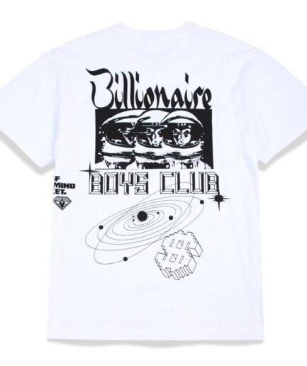 Billionaire Boys Club Orion Tee - White