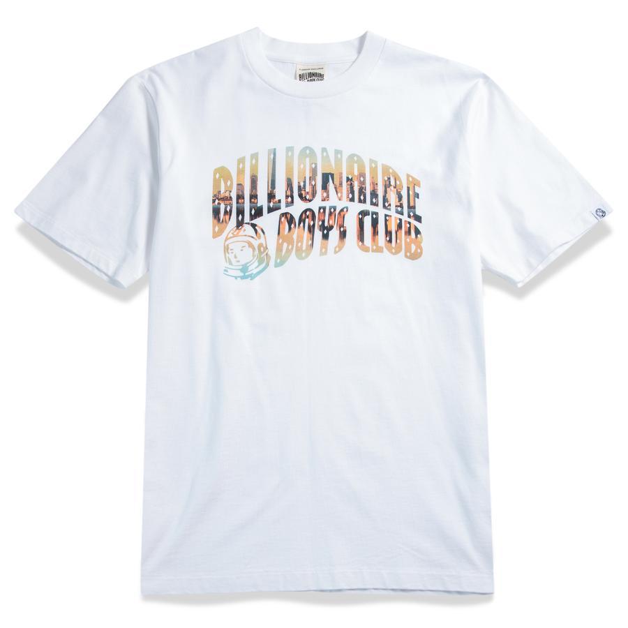 Billionaire Boys Club Skyline Reflection Tee – White